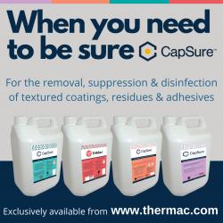 CapSure surface preparation solutions