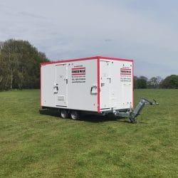 electric decontamination unit